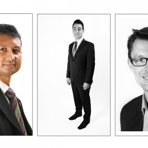 BUSINESS PORTRAITS & HEAD SHOTS